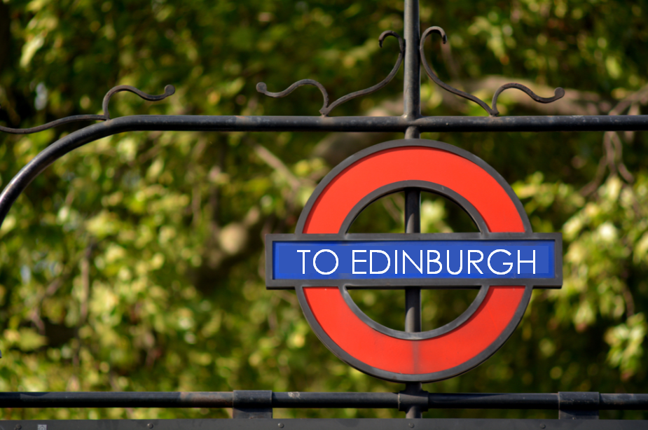 Edinburgh, Volcanoes, and why more and more people are leaving London.