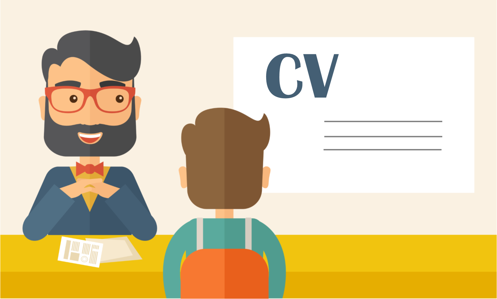 Ten steps to ensure your CV gets noticed