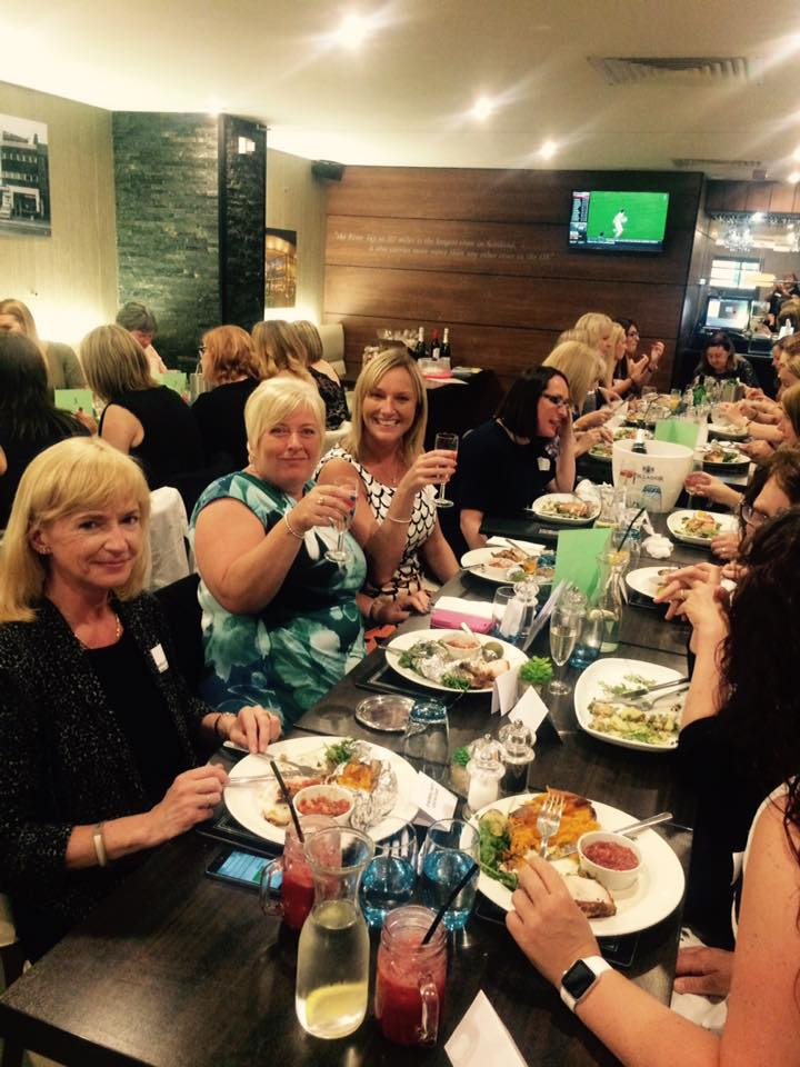 Ladies of Insurance Lunch hosted in Perth