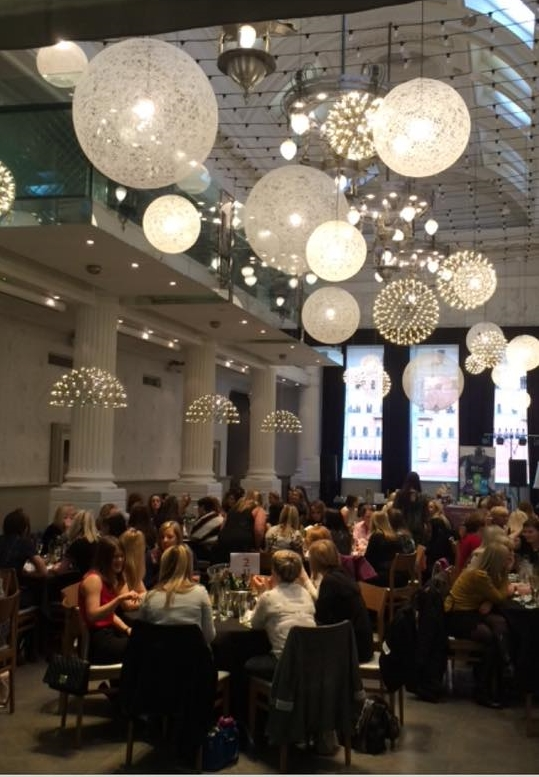 Successful Ladies of Insurance Lunch – Glasgow