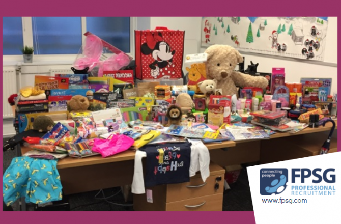 FPSG supports Glasgow Womens Aid