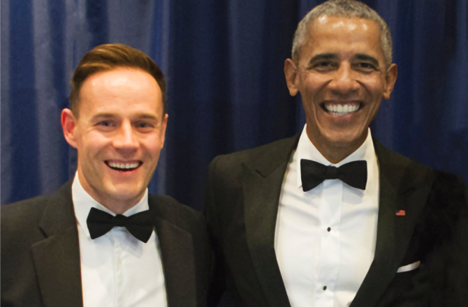 FPSG honoured to join The Hunter Foundation for a glittering evening with Barack Obama
