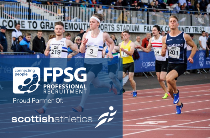 FPSG Proud Sponsor Of scottishathletics