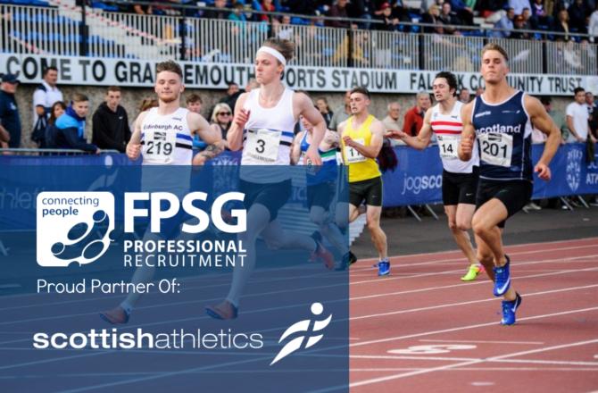 FPSG Proud Sponsor Of scottishathletics