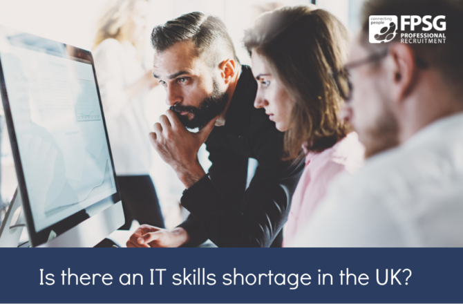Is there an IT skills shortage in the UK?
