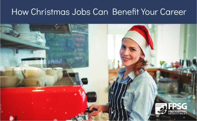 How Christmas Jobs Can Benefit Your Career