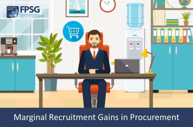 Marginal Recruitment Gains in Procurement