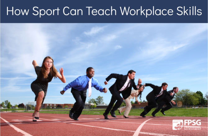 How Sport Can Teach Workplace Skills