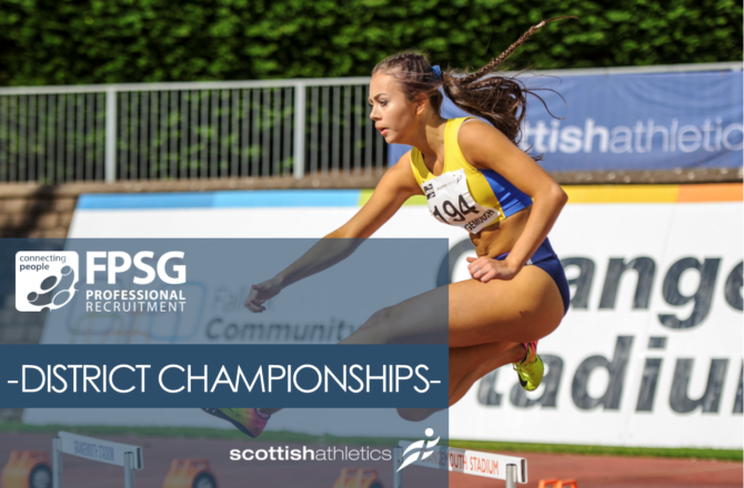 FPSG District Championships!