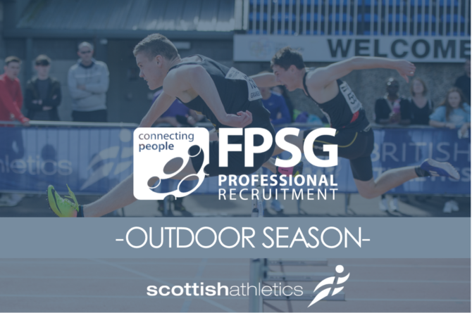 FPSG – Supporting the Future of Athletics in Scotland