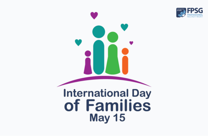Benefits of flexible working: International Day of Families