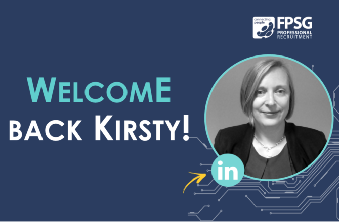 Welcome back to Kirsty Peacock, Operations Director and Contact Centre Specialist!