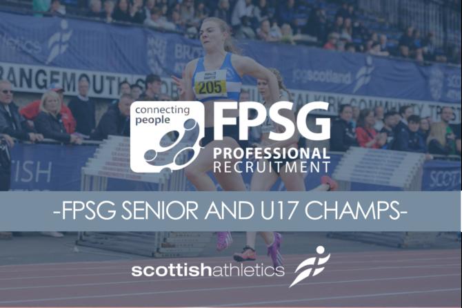 FPSG Senior & U17 Championships 2018