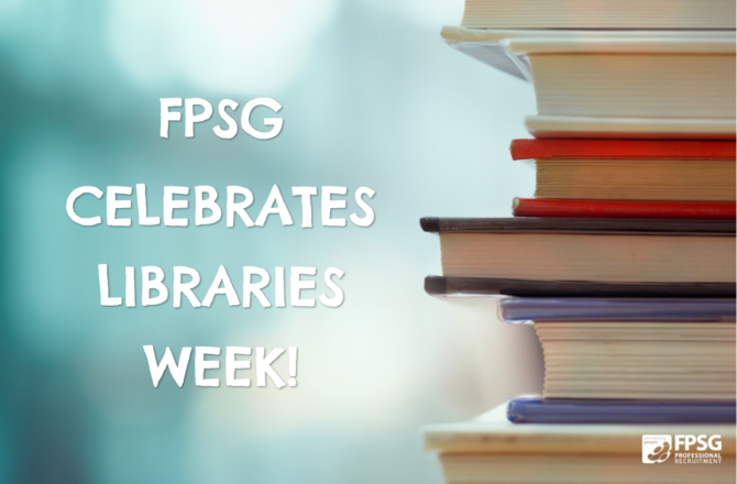 FPSG celebrates Libraries Week!