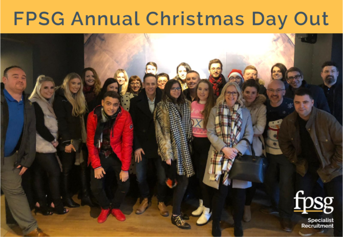FPSG Annual Christmas Day Out