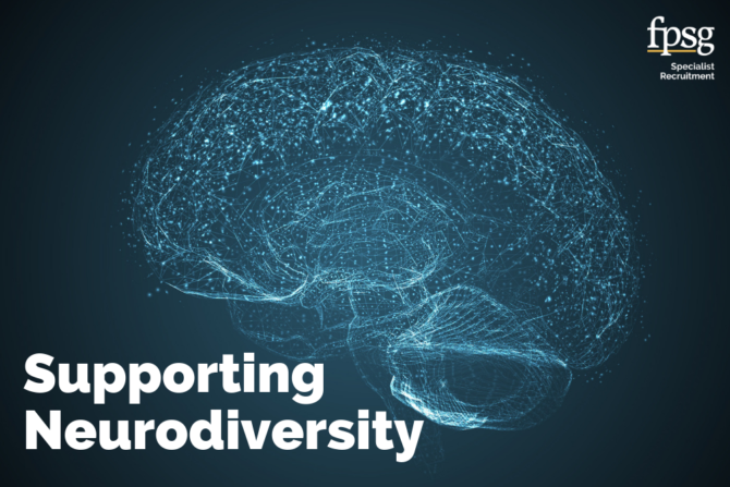 Supporting Neurodiversity in the Application Process