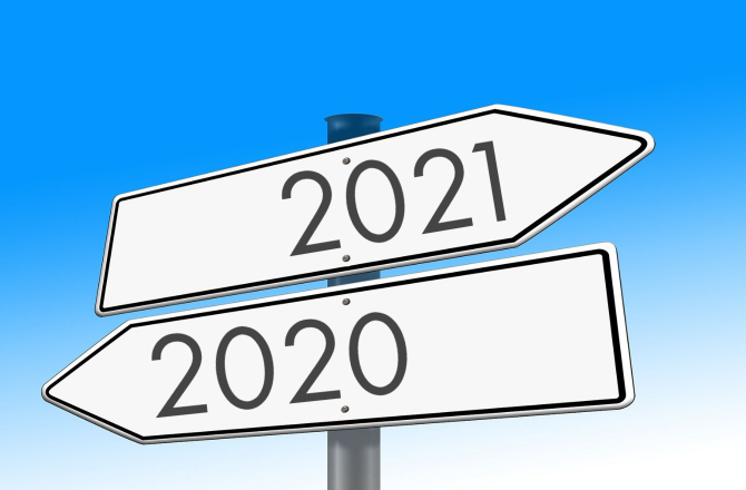 2020 Vision For 2021